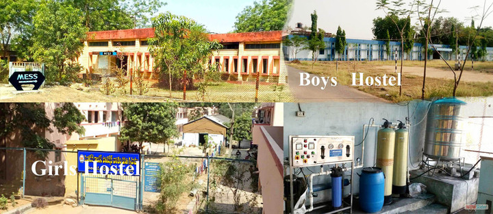 Hostel for Boys,  Girls n Mess with RO